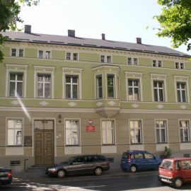Kamienica ul. Jaracza 6 w Słupsku