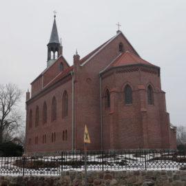Kościół w Mierzynie
